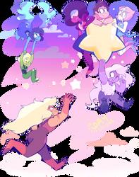 Starry gems