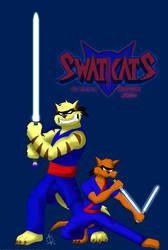 Swat Kats - The Radical Jedi by Ishiga-san
