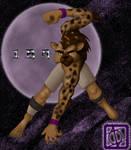 Iba - Monk of the Dark Moon