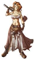 Blacksmith Female