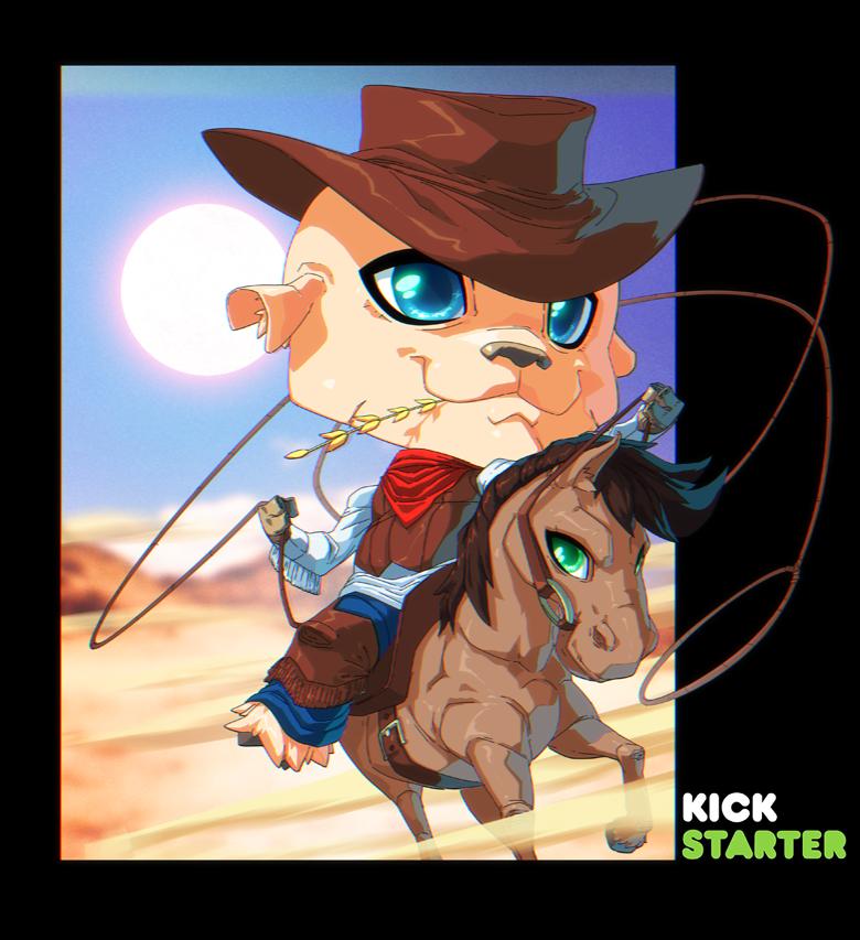 Cowboy! by MoonFX