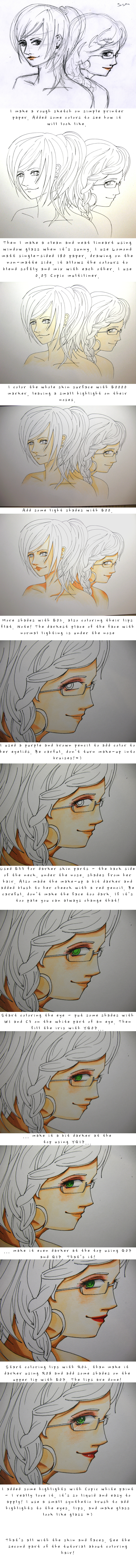 Copic Tutorial, Part 1 by Erin59