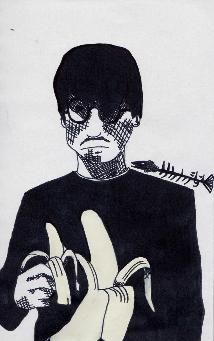 Ichiro Yamaguchi by sasuraicat