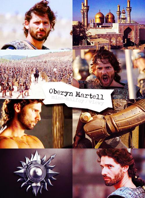Fan-art №2 - Страница 6 Oberyn_martell_by_franky_malfoy-d63lpo7