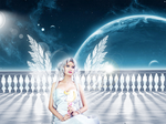 Queen Serenity - Sailor moon by ReyesKat