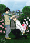 Commission - Garden Love