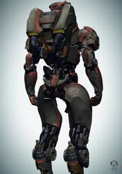 Mark III - Titan Back by Chofni1996
