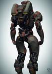Mark III - Titan Back
