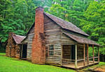 CabinInTheWoods-2632-9176-Painting