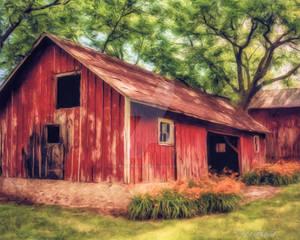 BarnRed-2632-15491-Painting