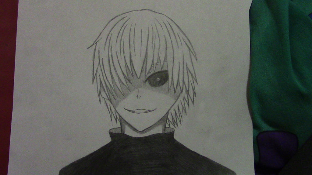 Kaneki Ken by killerninja123