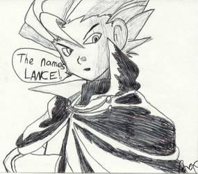 pokemon trainer Lance