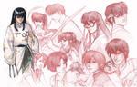 Ranma 1/2 cast