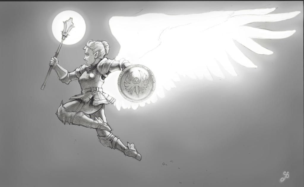 Wings of Sarenrae