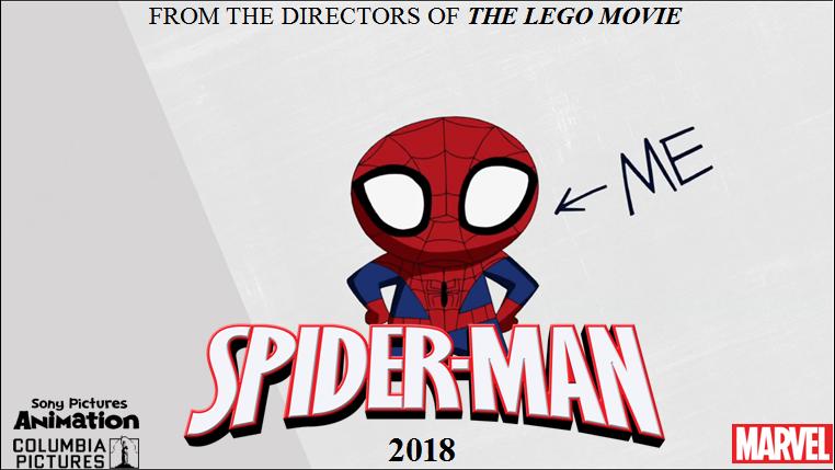 Animated movie spiderman