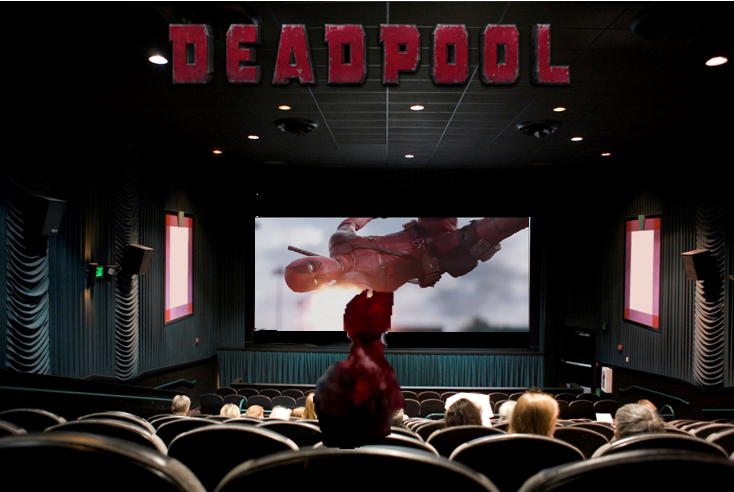 Deadpoolmovie Poster Wallpaper 3d Cinema By Chocovenom On Deviantart