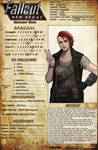 Fallout NewVegas OC-Courier 6 Ann