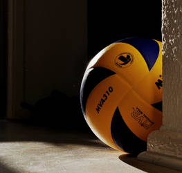 volleyball by xX-majja-Xx