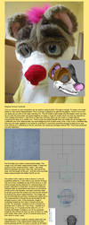 Tutorial on digital fursuits (head) by keskisan