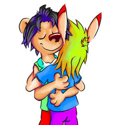 hug by keskisan
