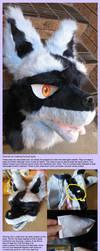 Fursuit eye tutorial by keskisan