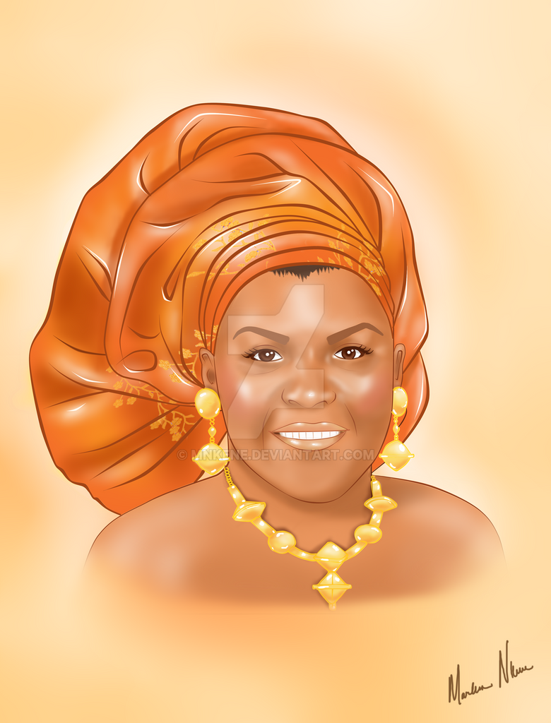 Client Portrait by mnkene