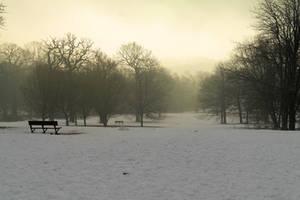Alfreton Park (Snow) Stock 03 by RazielsFateK87