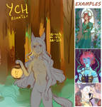 YCH Auction: 31 [CLOSED] by PjlinaTheSilense