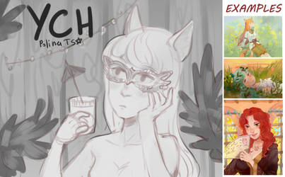 YCH Auction: 34 [OPEN] by PjlinaTheSilense