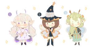 Little fairies auction [CLOSED]