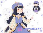 Fairy girl auction [CLOSED]