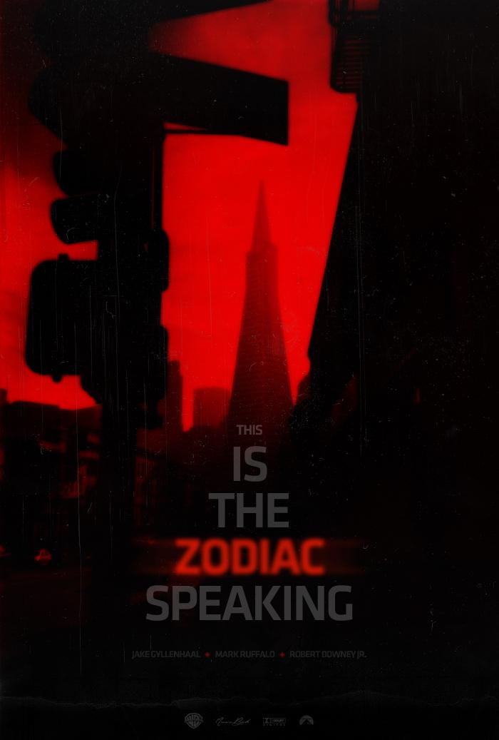 ZODIAC poster by Corrny