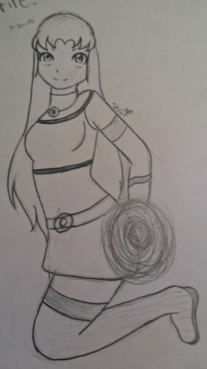 Starfire. by animelover556