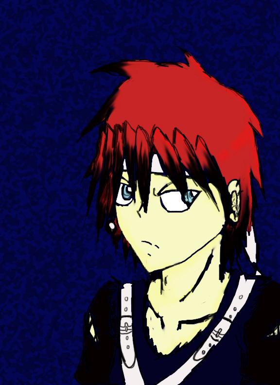 Manga Character by animechibigirl