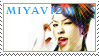 Miyavizm 04 stamp by Puffsan