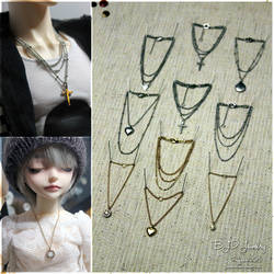 BJD Jewelry by Puffsan