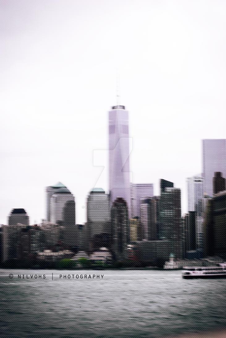 NYC @ STATEN ISLAND by faberryspork
