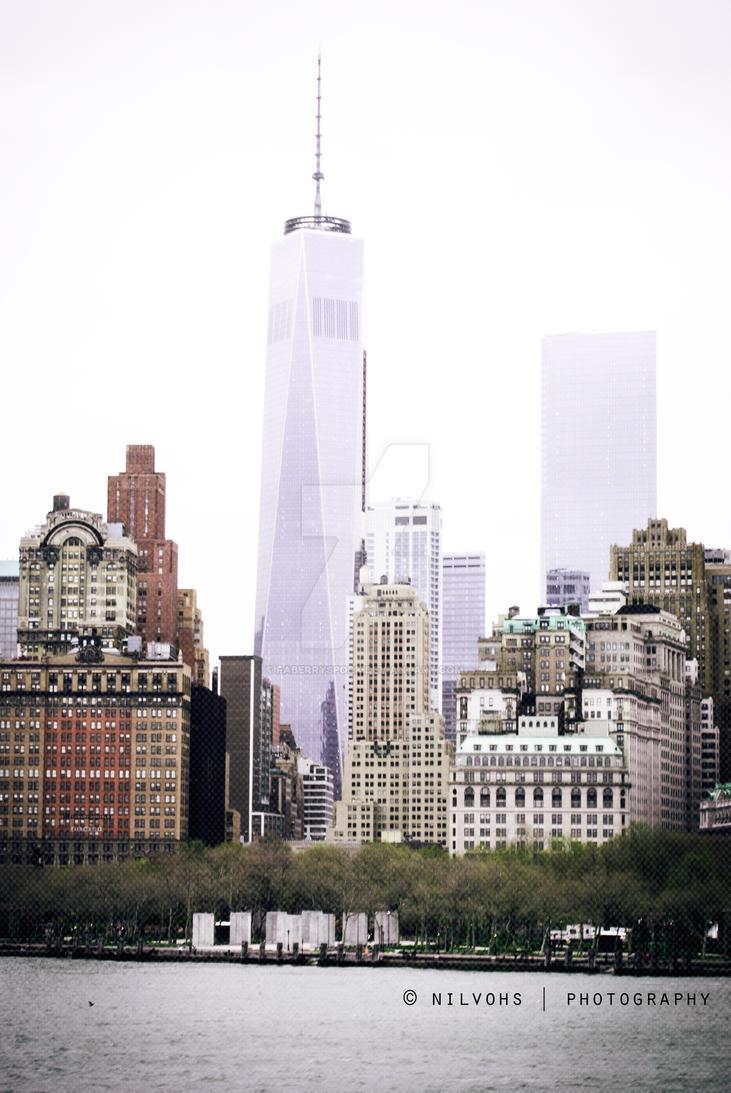NYC @ STATEN ISLAND II by faberryspork