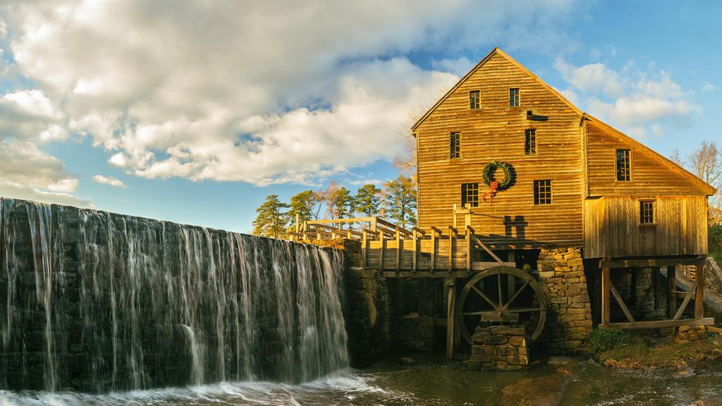 Yates Mill 121014 by FrenchieSmalls