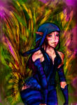 elfe noire