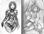Free Sketch 1