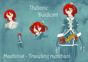 Theliane Duldiomt by Tori-Fan
