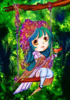 My dear little forest by Tori-Fan