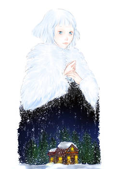 Manteau de neige