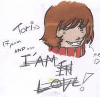 Me... by Tori-Fan
