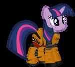 Twilight Sparkle's HEV Suit