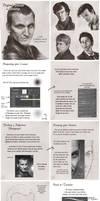Tutorial: Digital Pencil Portraits