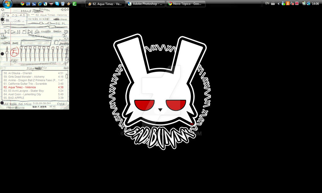 Bad Bunny Wallpaper By Hazse 31 On Deviantart