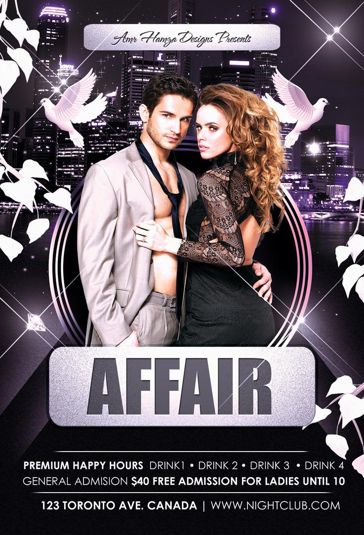 Affair PSD by amrhamza