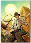 Indiana Jones Adventures